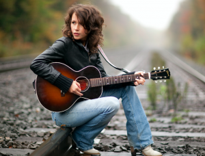 Saturday: Sarah Lee Guthrie